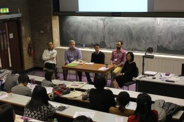Student workshop on 31 Oct